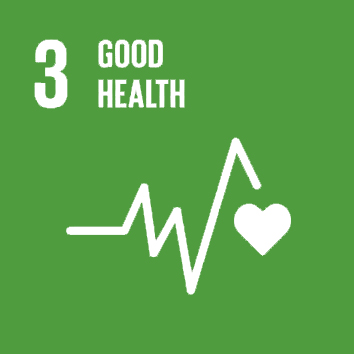 Good Health and welbeing, un sustainable goals, Norcod