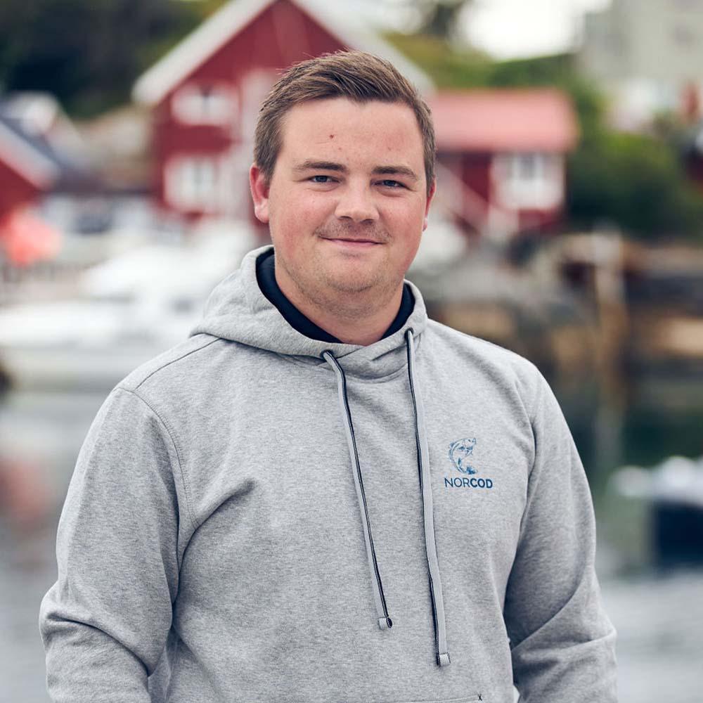 Lars Petter Helsø, Norcod